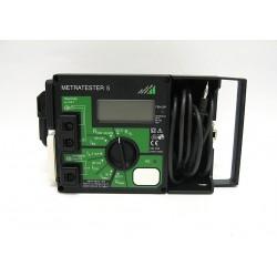 METRATESTER 5 - Tester Portatile per Prova Sicurezza Apparecchiature Elettriche