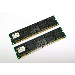 SAMSUNG 2 X Memoria Ram 64Mb 3,3 V ECC EDO 50ns DIMM