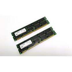 HYUNDAI Coppia Memoria RAM PC 133 128Mb