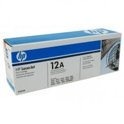 HP Toner Originale Nero Q2612A