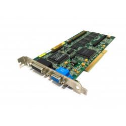 MATROX MILLENNIUM MGA-MIL/4BI - Dual Output 4MB PCI Video Card