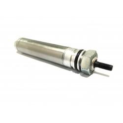 """Cilindro Pneumatico a Profilo Tondo Doppio Effetto 16x50mm Attacco 1/8"""""""