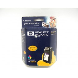 HP Cartuccia Originale Tri-Colour 51641A Scaduta