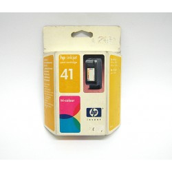 HP 41 Cartuccia Tri-Colour Originale 51641AE Scaduta