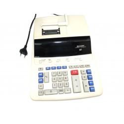 SHARP CS-2635RH - Calcolatrice da Tavolo - 2 Colori 12 Cifre 4.3 Linee per Secondo