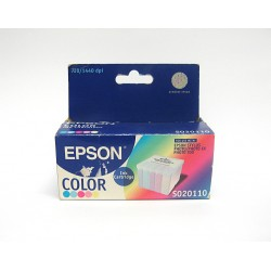 EPSON S020110 Cartuccia Originale Multicolor 43ml Scaduta