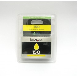 LEXMARK Cartuccia Originale 150 Yellow (14N1610B)