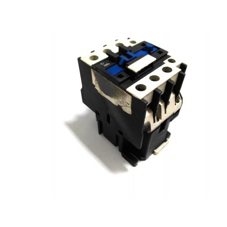 TECNOMATIC C-32D10 - Contattore 3Poli 660V 50A NERO