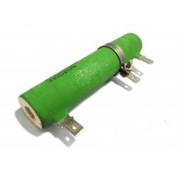 KRAH ELECTRONICS ZDST/RS - Resistenza Tubo di Ceramica 50W 330Ω+10% VERDE - 10cm
