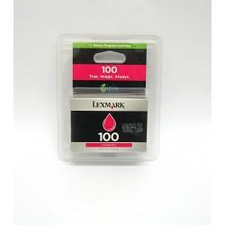 LEXMARK Cartuccia Originale 100 Magenta (14N0901B)