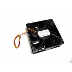 NMB 3110KL-05W-B49 - Ventola di Raffreddamento 24VDC 0.13A 3Fili 80x80x25mm - Nero