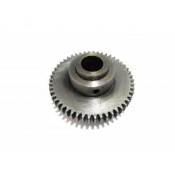 Ingranaggio Doppio in Acciaio , Denti 50-20 Passo2.5mm