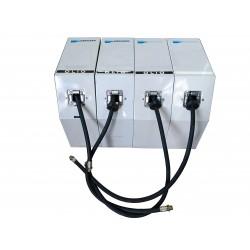 """CIT4/Distributore Acqua/Olio per Officina Tubi 1/2"""" 9.50M"""