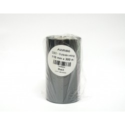 Ribbon TTR CERA Nero - Ink Out 110mmx300mt AWR 6 (T44082ZA)