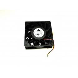 BRUSHLESS FFC1248DE - Ventola di Raffreddamento 48V 0.75A 4Fili 120x120x38mm - Nero