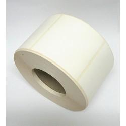 Etichetta Adesiva Carta Bianca in Rotolo da 1000Pz 100x99.7mm