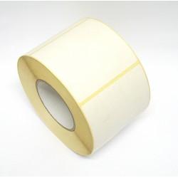 Etichetta Adesiva Carta Bianca in Rotolo da 1000Pz 100x99mm