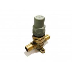 Regolatore di Pressione per Gas Connessione per Tubi Ø 16mm