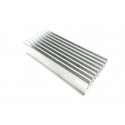 Dissipatore di Raffreddamento in Alluminio 80x35x16mm