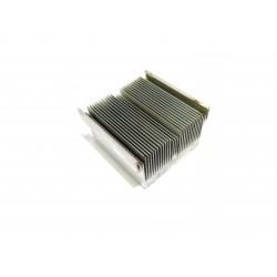 Dissipatore di Raffreddamento in Alluminio 77x79x44mm