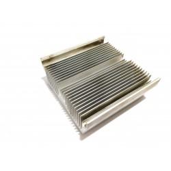 Dissipatore di Raffreddamento in Alluminio 72x80x30mm