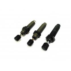 SMC RB10 - 3x Ammortizzatori M10x1 L.63.7mm Energia max 5.88J/ciclo