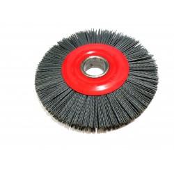 Spazzola Circolare Abrasiva in Nylon Ø.Est 200mm , 4500giri/min max