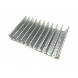 Dissipatore di Raffreddamento in Alluminio 218x130x39mm