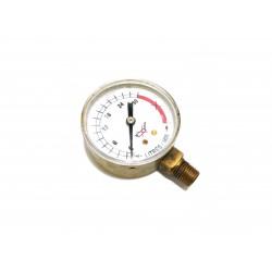 """Indicatore per la Pressione dell'Acqua - 30 Litri/MIn ØEst 61mm G 1/4"""""""