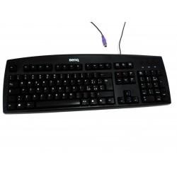 BENQ I100-P - Tastiera PS/2 Standart per PC - Nero