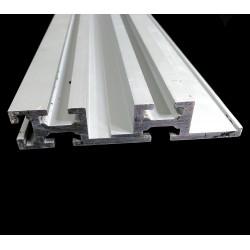 CNC 3D - Profilo Alluminio Estruso 125x25mm - L 1950mm