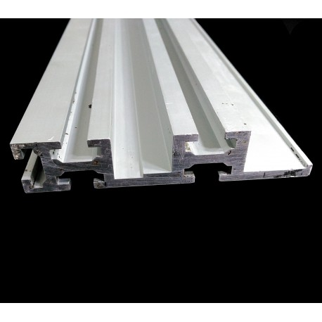 CNC 3D - Profilo Alluminio Estruso 125x25mm - L 2800mm