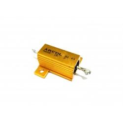 ARCOL HS25-1R-F - Resistenza di Potenza 25W Filo Avvolto-Terminali Assiale