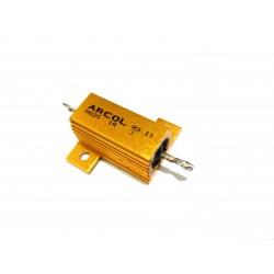 ARCOL HS25-1R-J - Resistenza di Potenza 25W Filo Avvolto-Terminali Assiale