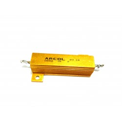 ARCOL HS50-1R-F - Resistenza di Potenza 50W Filo Avvolto-Terminali Assiale