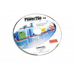 CYBERLINK POWER2GO N2792 6.0 N2792 - Sistema di Masterizzazione di Dischi Multimediali