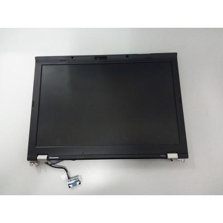"Lenovo T410 2537 - Top Part - LCD 14.1"" Webcam Antenna Chassis Kit Set"