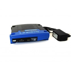 Linksys- ADSL2 Gateway 4-Port Switch - AG241