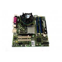 INTEL-scheda madre C63987-205 con dissipatore CPU C91968-004