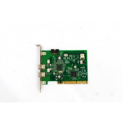 COMPAQ- dual port PCI firewire card