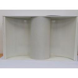 Lampada da incasso bianca 60x60