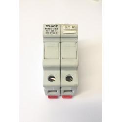 WIMEX-portafusibili PS10-2 10x38 32A 690V