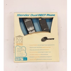 THINK XTRA-XTENDER DUAL DECT PHONE CERTIFICATO SKYPE