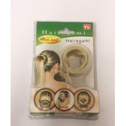 HAIRAGAMI - Accessorio per l'Acconciatura dei Capelli - Beige