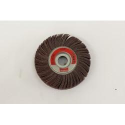 BIBIELE-ruota lamellare abrasiva su flange MODELLO RF0055