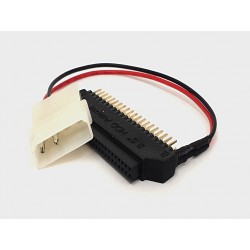 Adatattore Hard Disk da 2.5-inch IDE a 40-pin IDE.
