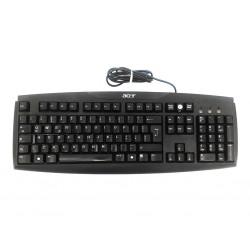 ACER - Tastiera per pc SK-1688 PS/2 Nera