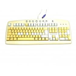LOGITECH - Tastieraper pc Y-ST39 PS/2 Bianco