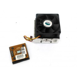 AMD Processore Athlon XP200 1.66Ghz Socket 462 + Dissipatore CoolerMaster