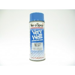 Bomboletta VeroSpray Very Well RAL 5012 Blu Luce 400ml